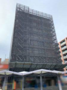 パーパス PURPOSE 建設の安全性を追求し、社会の発展を実現します。
