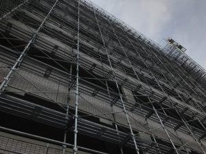 東京都 足立区 足場施工
