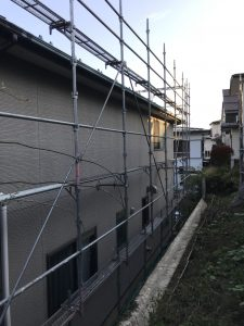 東京都 町田市 足場施工