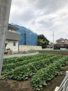 東京都 羽村市 足場施工