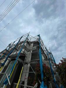 千葉県 市原市 足場施工