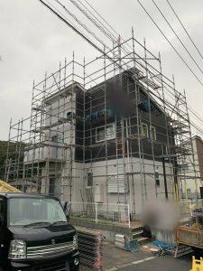 東京都 八王子市 足場施工