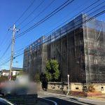 東京都 練馬区 足場施工