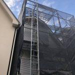 東京都 板橋区 足場施工