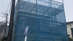 神奈川県 横浜市 足場施工