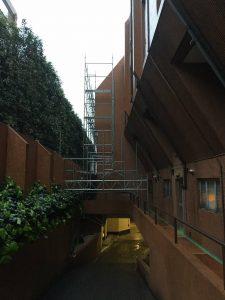 東京都 港区 足場施工