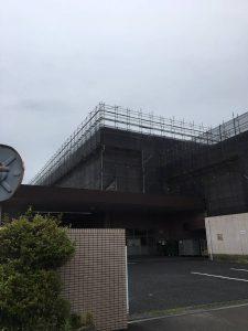 東京都 府中市 足場施工