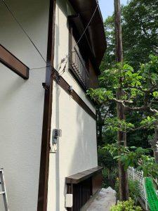東京都 国立市 足場施工