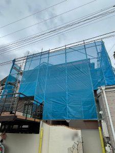 東京都 八王子 足場施工