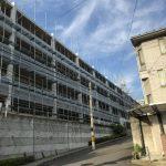 神奈川県 相模原市 足場施工