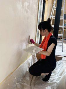 DIY 外壁塗装リフォーム