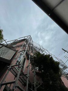 東京都 武蔵野市 足場施工