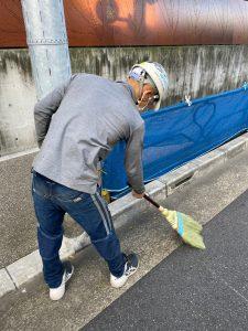 東京都 文京区 足場施工